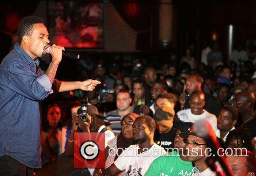 Bilal  2008 Black August Benefit Concert at...