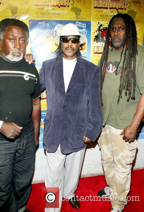 Former political prisonersTarique, Dorouba Bin Wahad, Kazi Toure...
