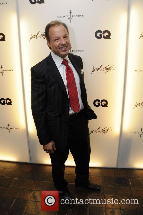 GQ and Lord & Taylor Black/Brown 1826 Launch...