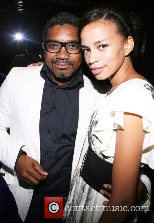 Marc Baptiste and Anna Sophia at the Trace...