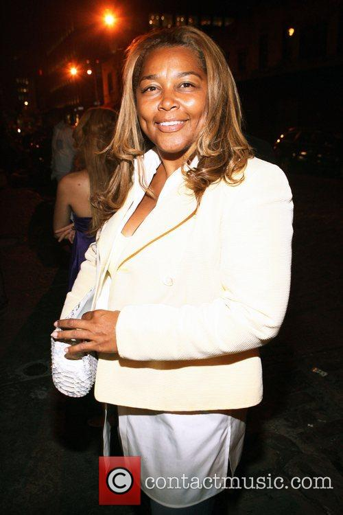 Marilyn Crawford at the Trace Magazine annual launch...