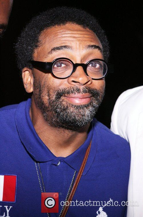 Spike Lee at the Trace Magazine annual launch...