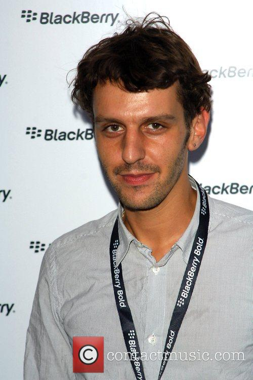 Guest Launch party of the BlackBerry Bold at...