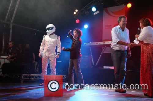 Jeremy Clarkson, Richard Hammond Annual ceremony as the...