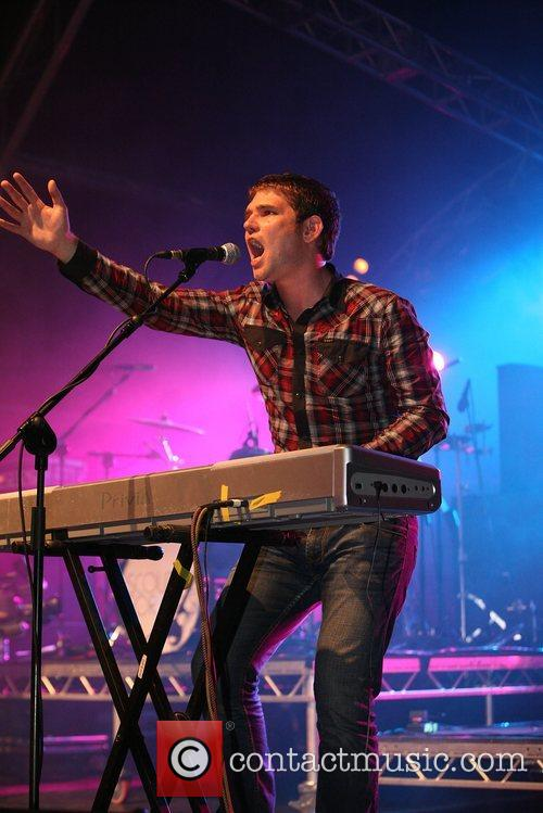 Scouting for Girls Annual ceremony as the Blackpool...
