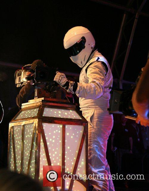 Top Gear Annual ceremony as the Blackpool lights...