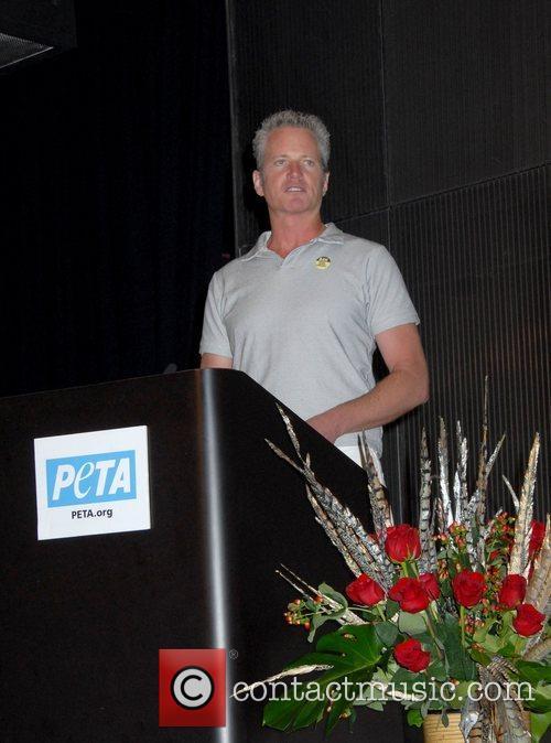 Dan Matthews PETA hosts a screening of 'Blinders'...