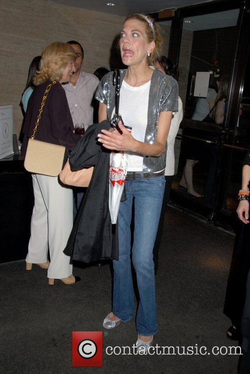 Kristen Johnston PETA hosts a screening of 'Blinders'...
