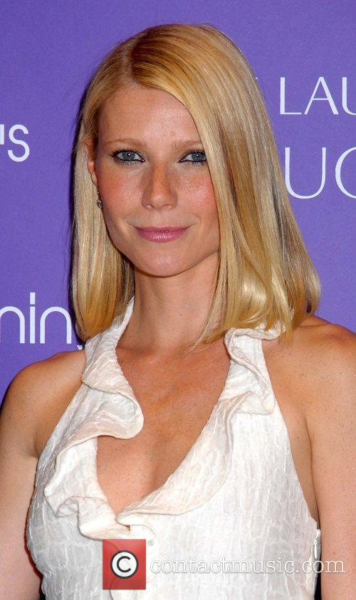 Gwyneth Paltrow attends the launch of Estee Lauder's...