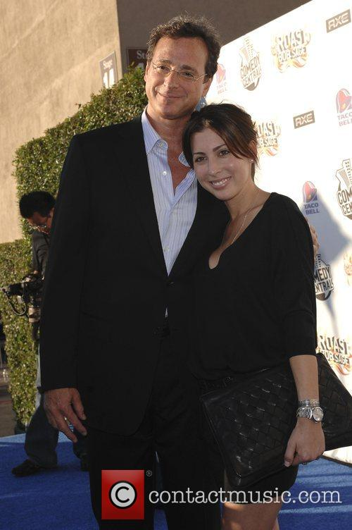 Bob Saget and Michell Ghaltchi Comedy Central Roast...