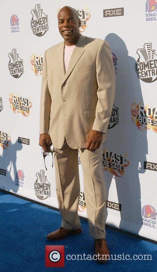 Alonzo Bodden, Bob Saget and Warner Brothers 2
