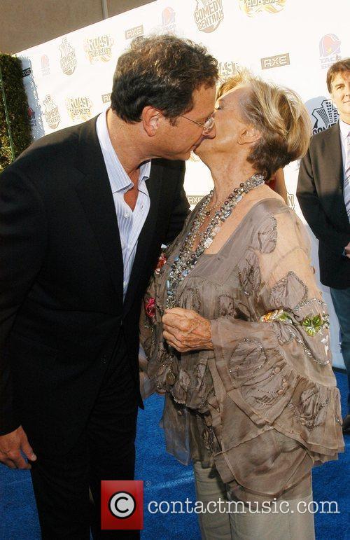 Bob Saget and Cloris Leachman Comdey Central Roast...