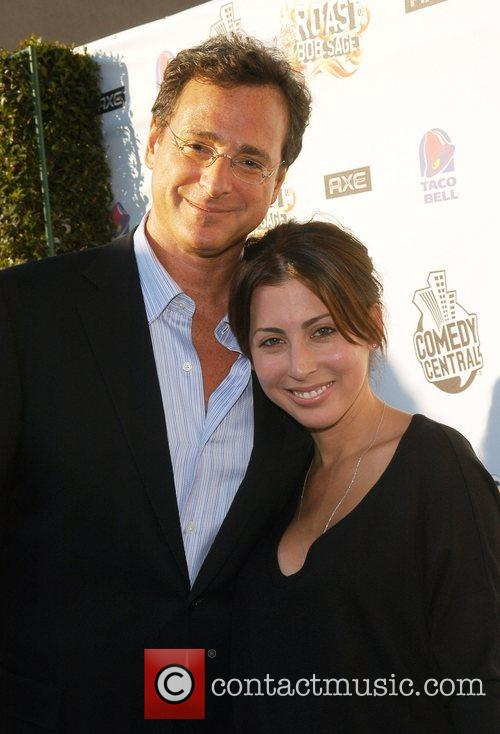 Bob Saget and Michell Ghaltchi Comdey Central Roast...
