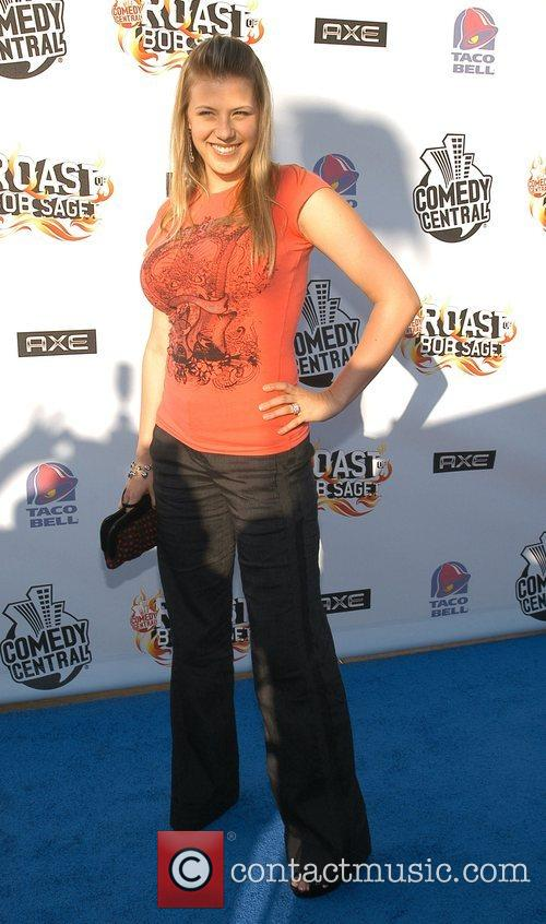 Jodie Sweetin Comdey Central Roast of Bob Saget...