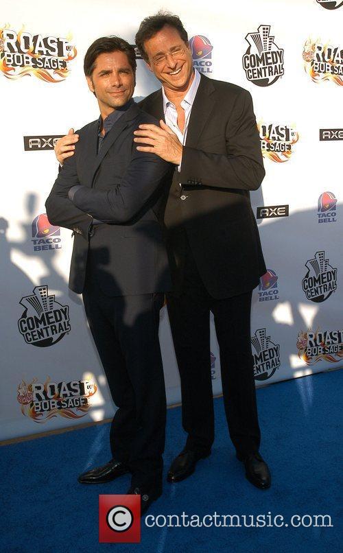 John Stamos and Bob Saget Comdey Central Roast...