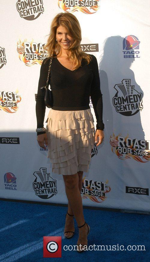 Lori Loughlin Comdey Central Roast of Bob Saget...