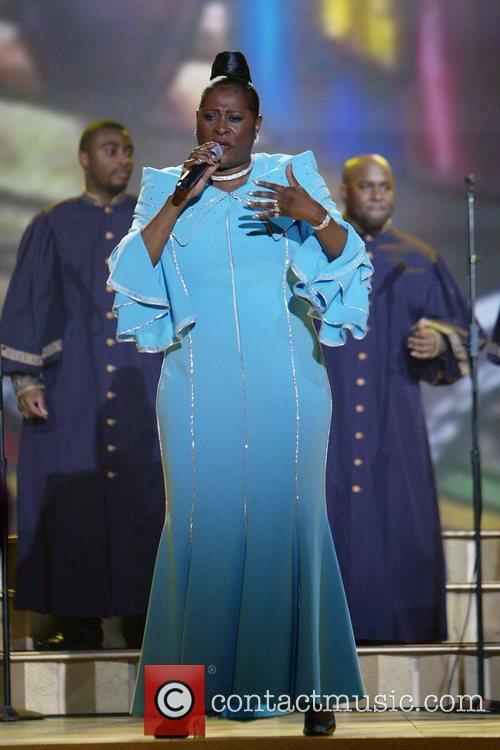 Taping of BET's Bobby Jones Gospel Show