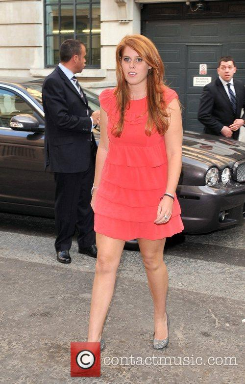 Princess Beatrice and Haymarket Hotel 1
