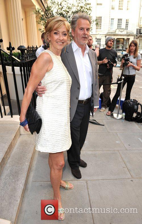 Trevor Eve, Sharon Maughn and Haymarket Hotel 1