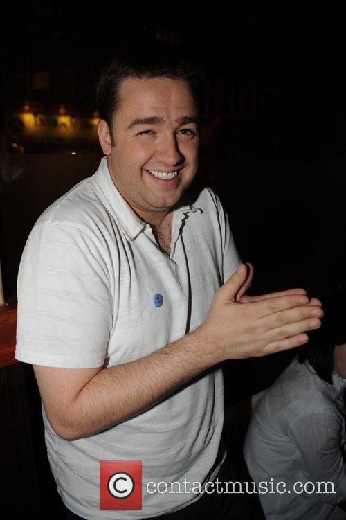 Jason Manford The Boogaloo in Highgate London, England