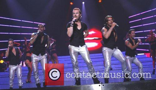 Shane Lynch, Ronan Keating and Stephen Gately 21