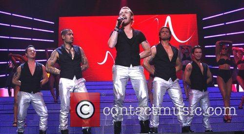 Shane Lynch, Ronan Keating and Stephen Gately 3