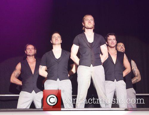 Boyzone, Ronan Keating and Stephen Gately 3