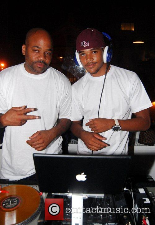 Damon Dash and Dj Boogie Dash 4