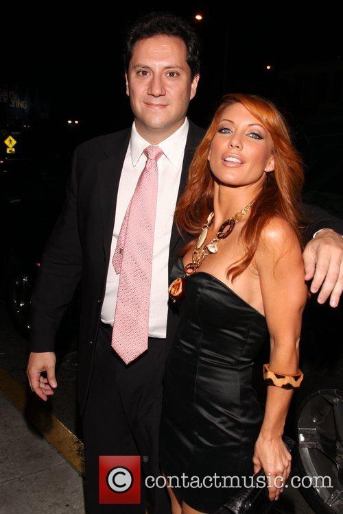 Brian Wallos and Jennifer Korbin Bench Warmer Trading...
