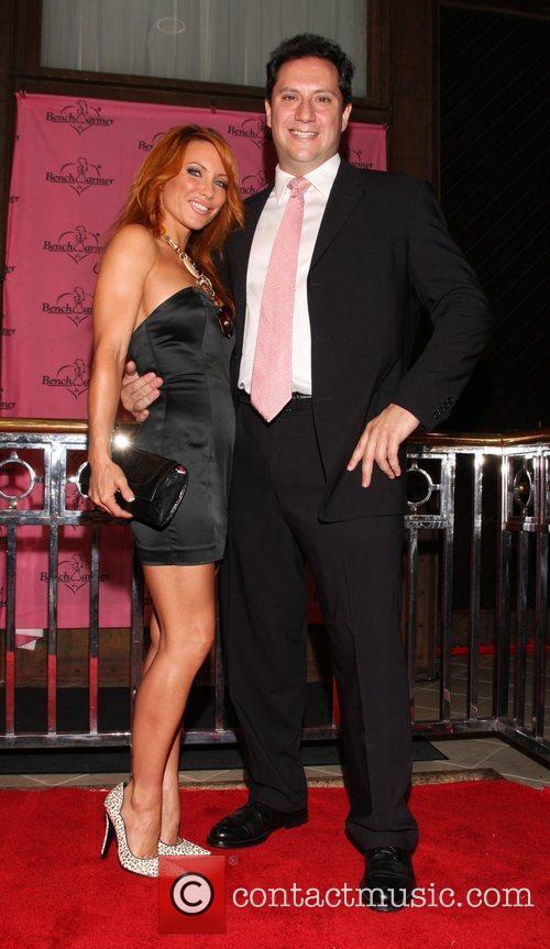 Jennifer Korbin and Brian Wallos Bench Warmer Trading...