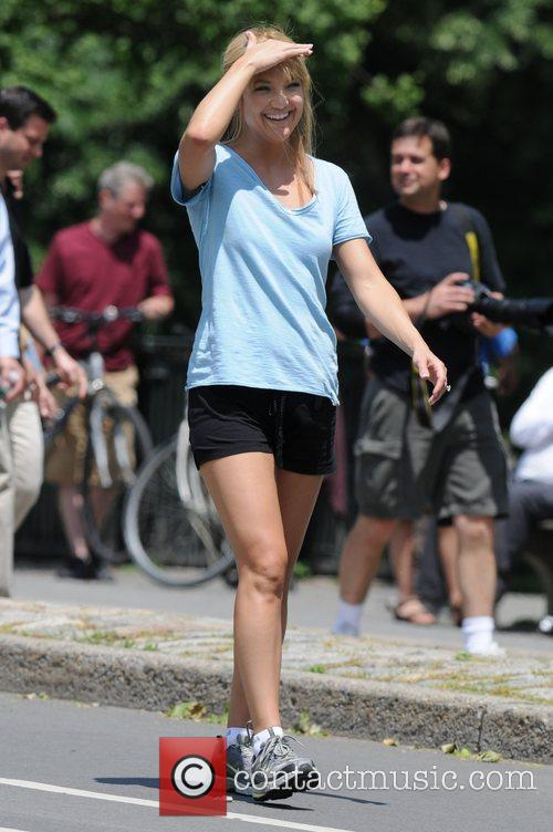 Kate Hudson and Central Park 2