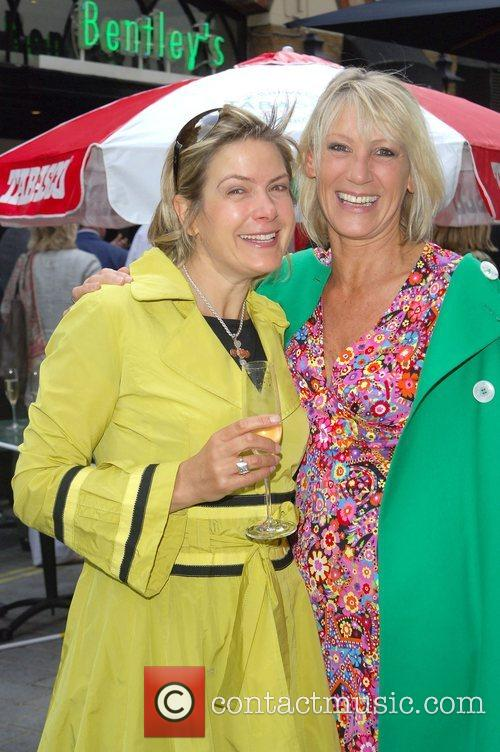 Penny Smith & Ingrid Tarrant Tabasco British Oyster...