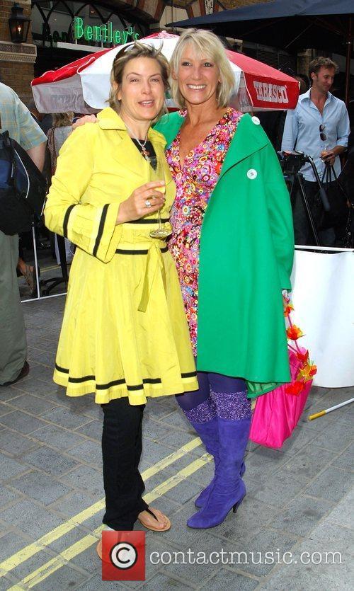Penny Smith and Ingrid Tarrant 5