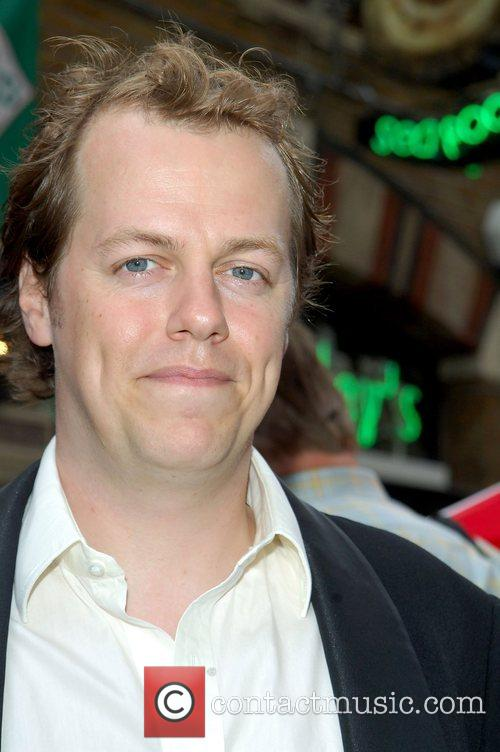 Tom Parker Bowles Tabasco British Oyster Opening Championship...