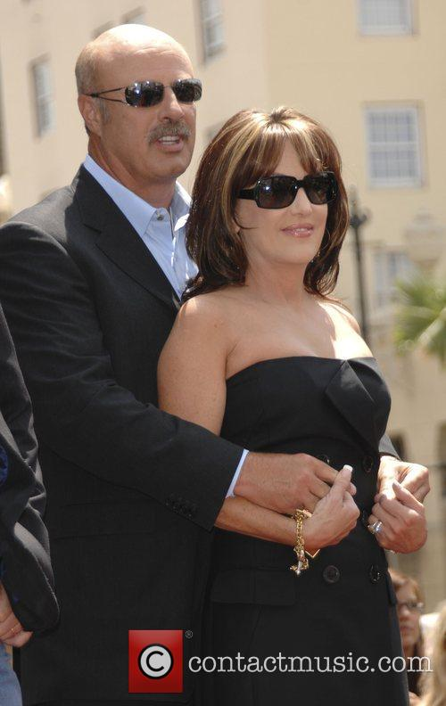 Dr Phil Mcgraw, Phil Mcgraw, Star On The Hollywood Walk Of Fame and Walk Of Fame 3