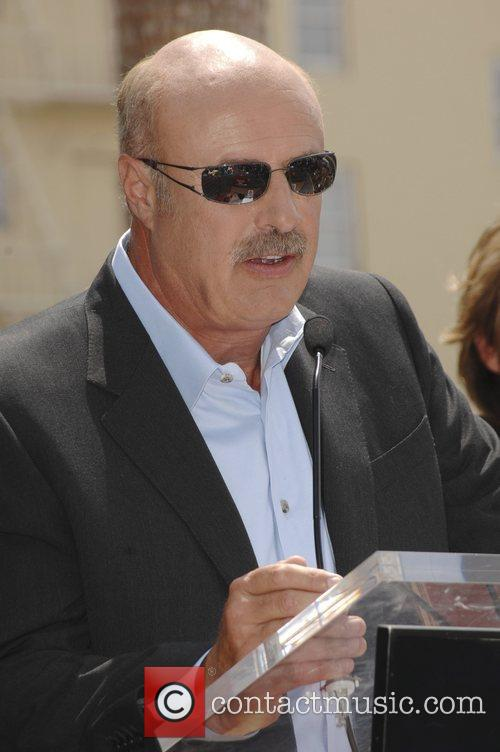 Dr Phil Mcgraw, Star On The Hollywood Walk Of Fame and Walk Of Fame 2