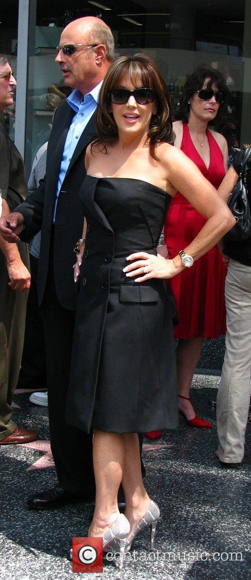 Dr Phil Mcgraw, Phil Mcgraw, Star On The Hollywood Walk Of Fame and Walk Of Fame 7