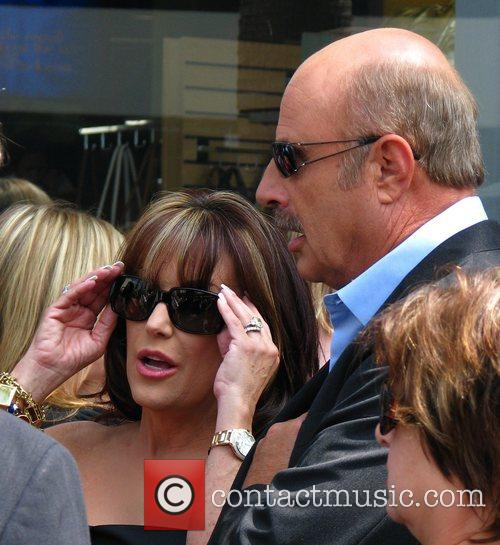 Dr Phil Mcgraw, Phil Mcgraw, Star On The Hollywood Walk Of Fame and Walk Of Fame 8