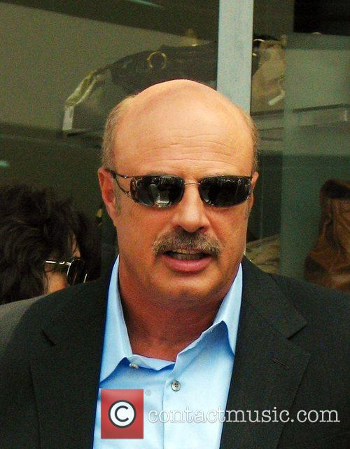 Dr Phil Mcgraw, Star On The Hollywood Walk Of Fame and Walk Of Fame 5
