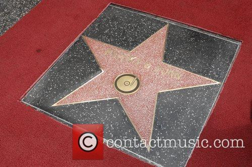 Brooks & Dunn Honoured At The Hollywood Walk...