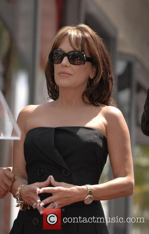 Robin Mcgraw and Walk Of Fame 1