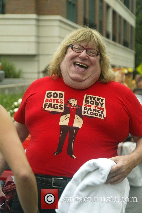 Bruce Vilanch Was The Grand Marshall For The Annual Capital Pride Parade 5
