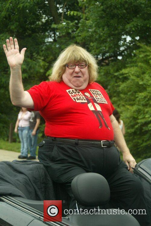 Bruce Vilanch Was The Grand Marshall For The Annual Capital Pride Parade 7
