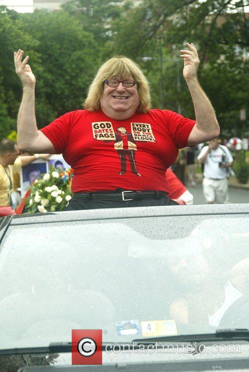 Bruce Vilanch Was The Grand Marshall For The Annual Capital Pride Parade 3