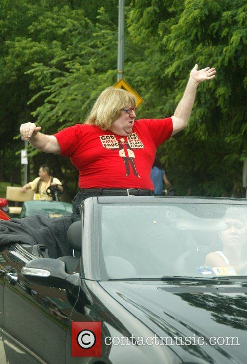 Bruce Vilanch Was The Grand Marshall For The Annual Capital Pride Parade 9