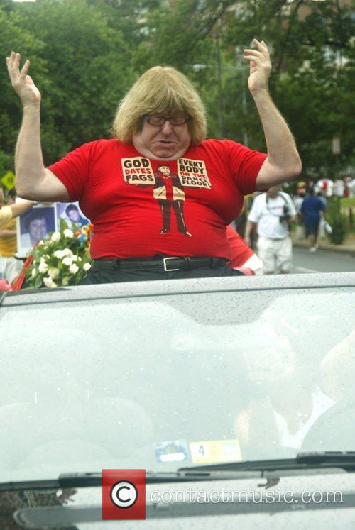 Bruce Vilanch Was The Grand Marshall For The Annual Capital Pride Parade 11
