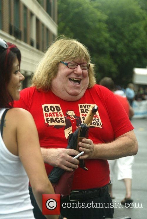Bruce Vilanch was the grand Marshall for the...