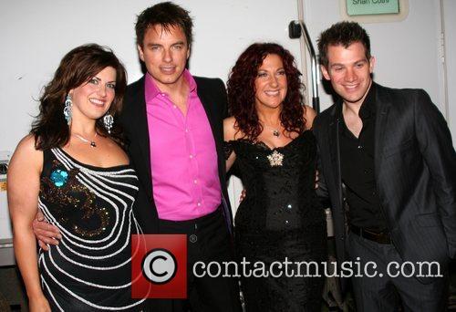 Jodie Prenger, John Barrowman, Shan Cothi and Daniel...