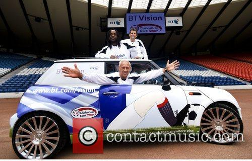 Photocall to launch the Scottish Premier League and...