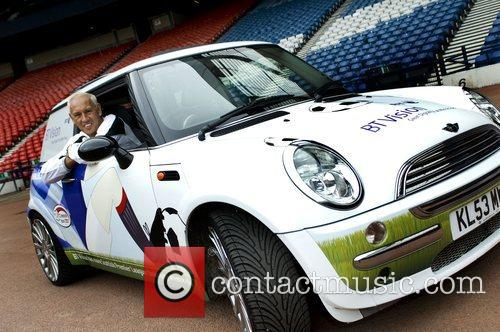 Mark Hateley Photocall to launch the Scottish Premier...